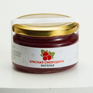 Варенье из красной смородины