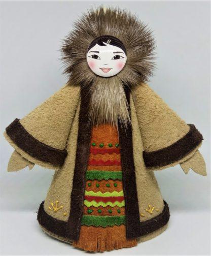 Кукла - талисман АЯВРИНА