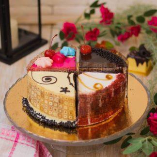 Дегустационный набор тортиков