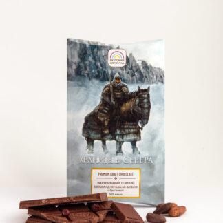 Темный шоколад с брусникой «Хранитель Севера». 59% какао
