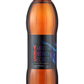 Безалкогольный сильногазированный тонизирующий напиток «Yakutia Energy Secret» («YES»)