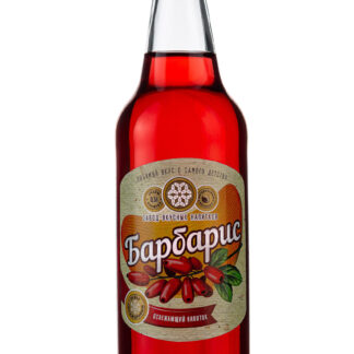 Безалкогольный газированный напиток «Барбарис». 12 бутылок