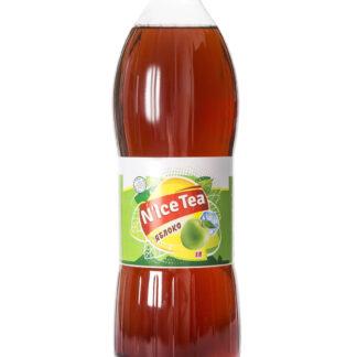 Безалкогольный напиток «NORD ICE TEA» со вкусом яблока. 6 бутылок