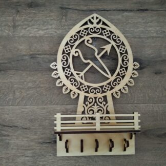 Ключница «Аал Луук мас». 1500 руб